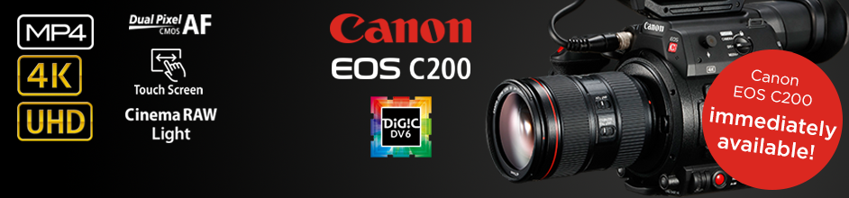 Canon EOS C200 DE EN, PL PL, PL EN
