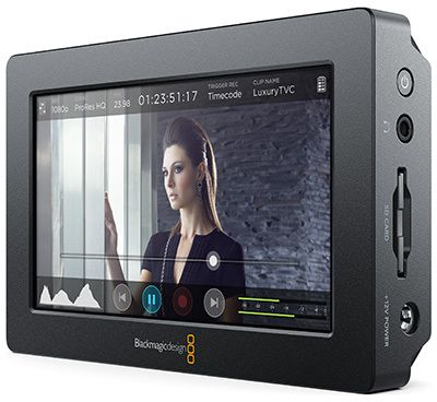 Blackmagic Video Assist Rekorder