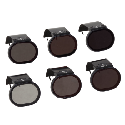 PolarPro DJI Spark Filter 6-Pack (SPRK-5002)
