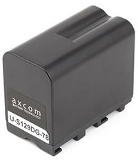Axcom AKKU U-S129DG-78 für Sony NP-F960