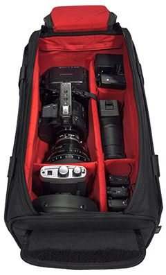 Sachtler Videokamera-Schultertasche Camporter-Medium (SC202)