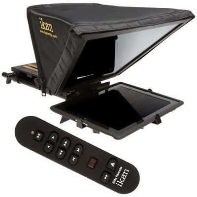 Ikan PT-ELITE-U-RC Elite Universal Tablet Teleprompter Kit