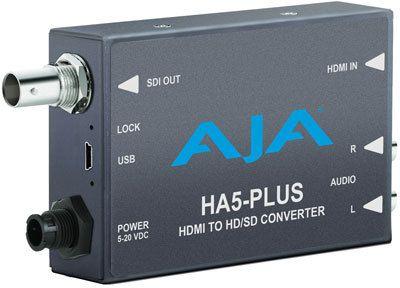 AJA HA5-Plus HDMI auf 3G-SDI Konverter