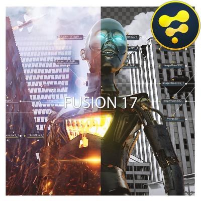 Blackmagic Fusion Studio 17