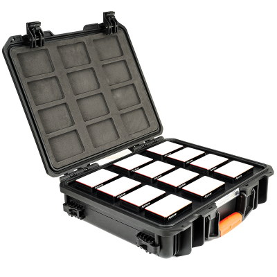 Aputure AL-MC 12-Light Production Kit