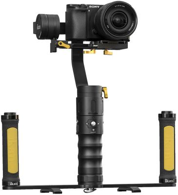 Ikan MS-PRO Beholder Gimbal & Dual Grip Handle KIT (MS-PRO-DGH-KIT)