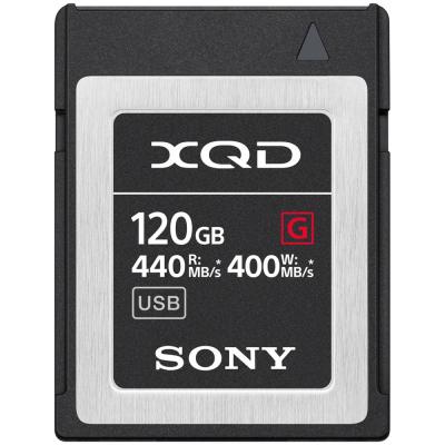 Sony QDG120F XQD Memory Card 120GB