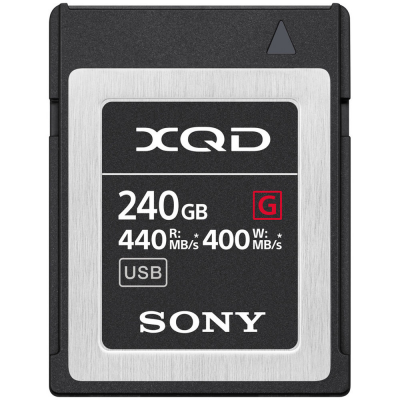 Sony QDG240F XQD Memory Card 240GB