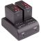 Swit S-8D58 Panasonic EVA1/DVX200 Camcorder Battery Pack